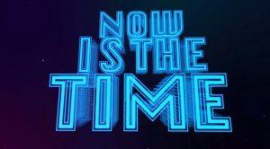 Agora é o tempo