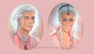 Lord Sanat Kumara e Lady Venus